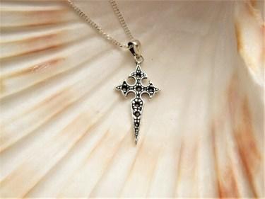 Cross necklace gift of faith