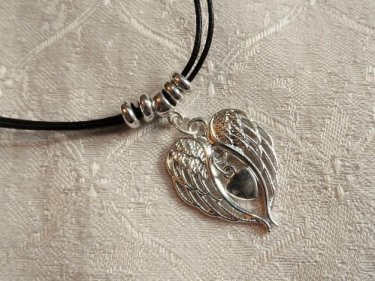 Angel wings for protection
