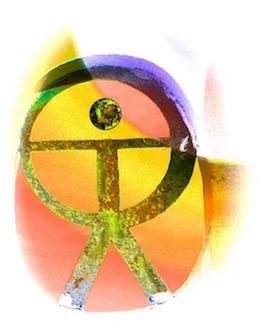 Indalo a symbol of wellness