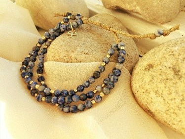 Sodalite and Indalo for wellness