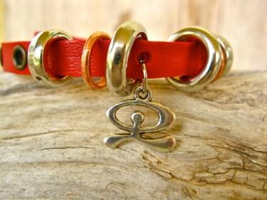 Wellness bracelet ft Indalo