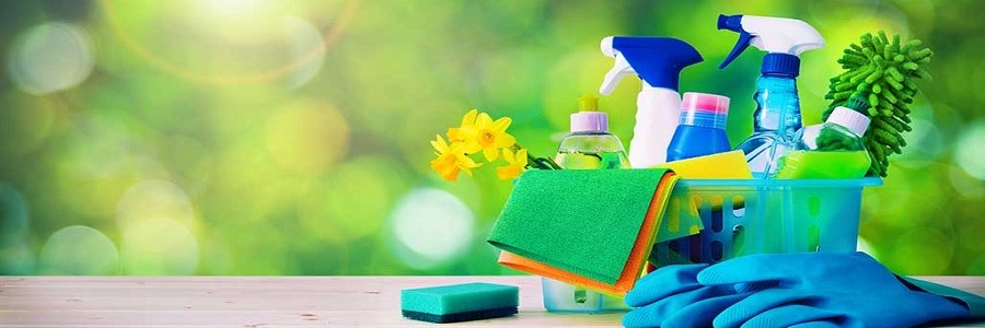 Home-made Cleaning Products