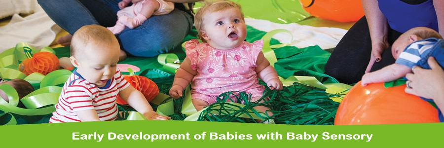 Supporting the Early Development of Babies with Baby Sensory