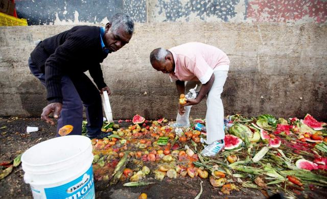 The Good News Today – Venezuelans Turn Garbage Scavengers As Socialist  Elites Live Like Kings