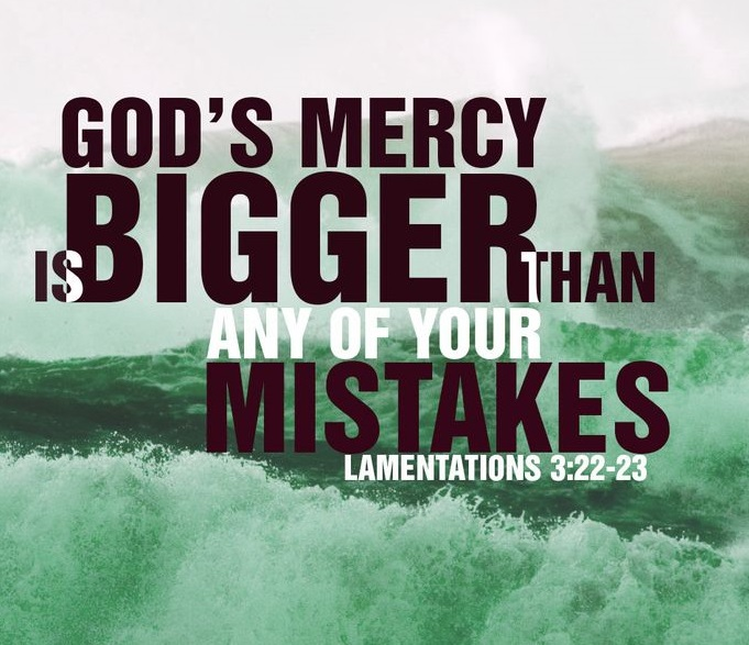 Image result for mercy of God
