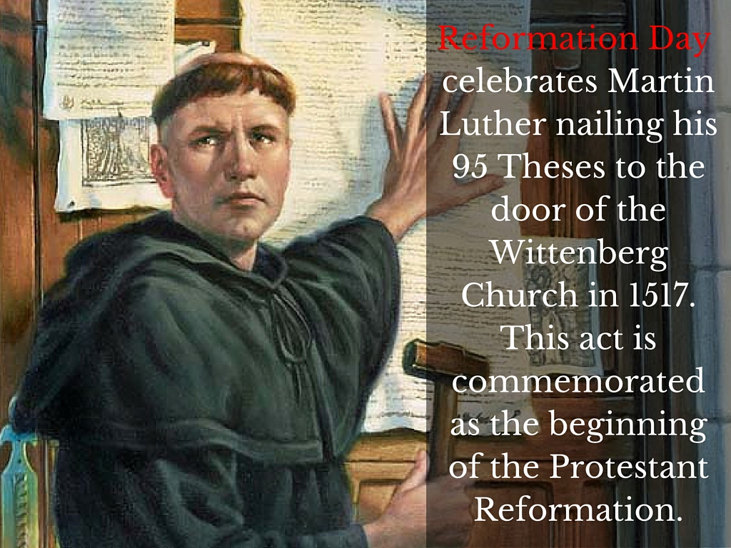 The Good News Today 95 Theses To The Modern Evangelical