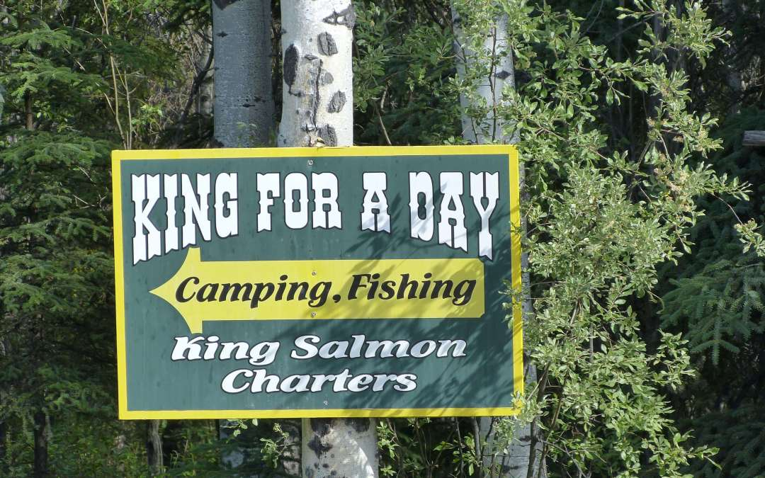 King For a Day Campground + Fishing Report