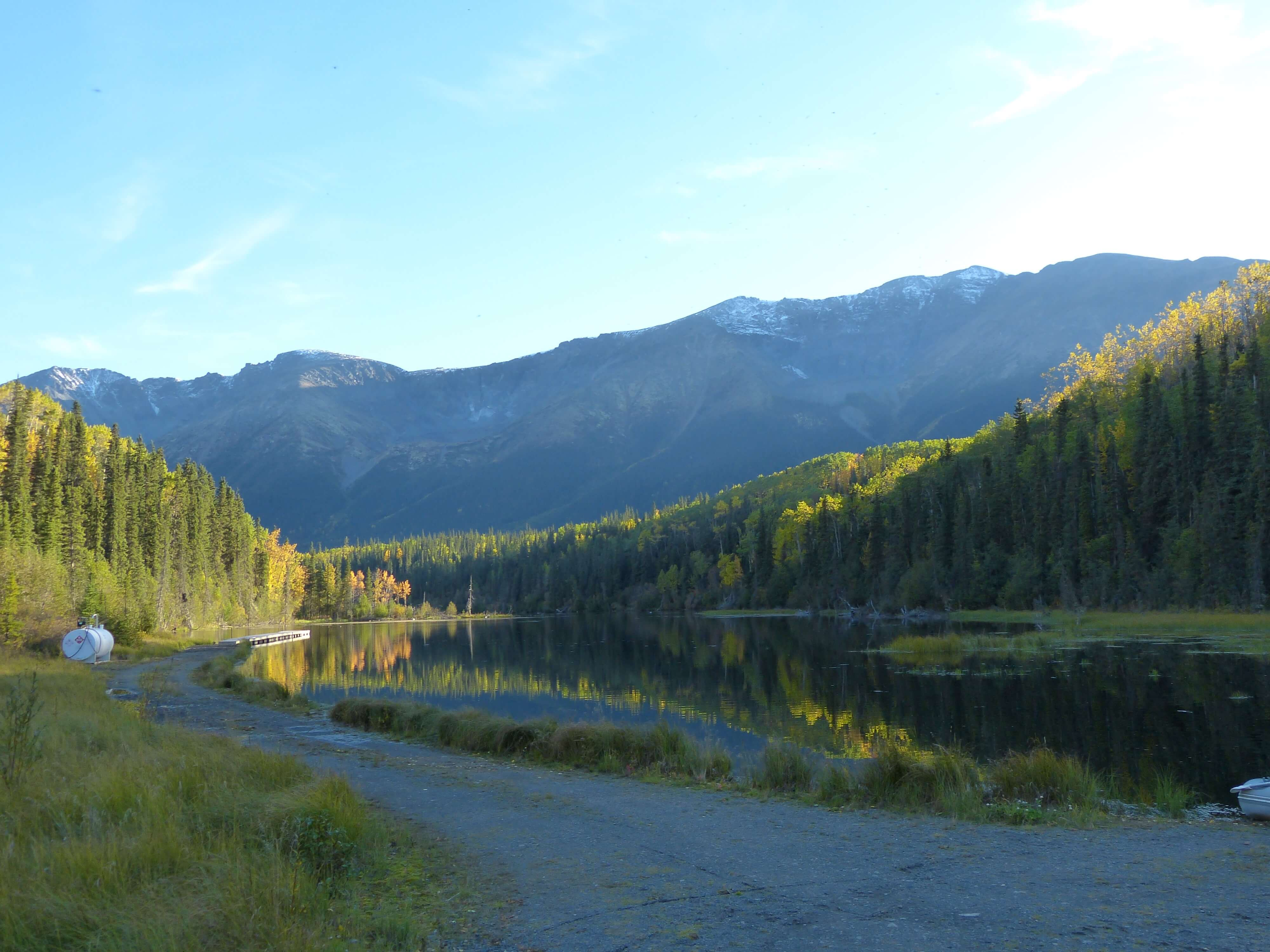 Shadow mountain lake colorado campgrounds with hookups near
