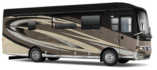 2018 Newmar New Aire vs  2017 Tiffin Allego Breeze - The Good, The