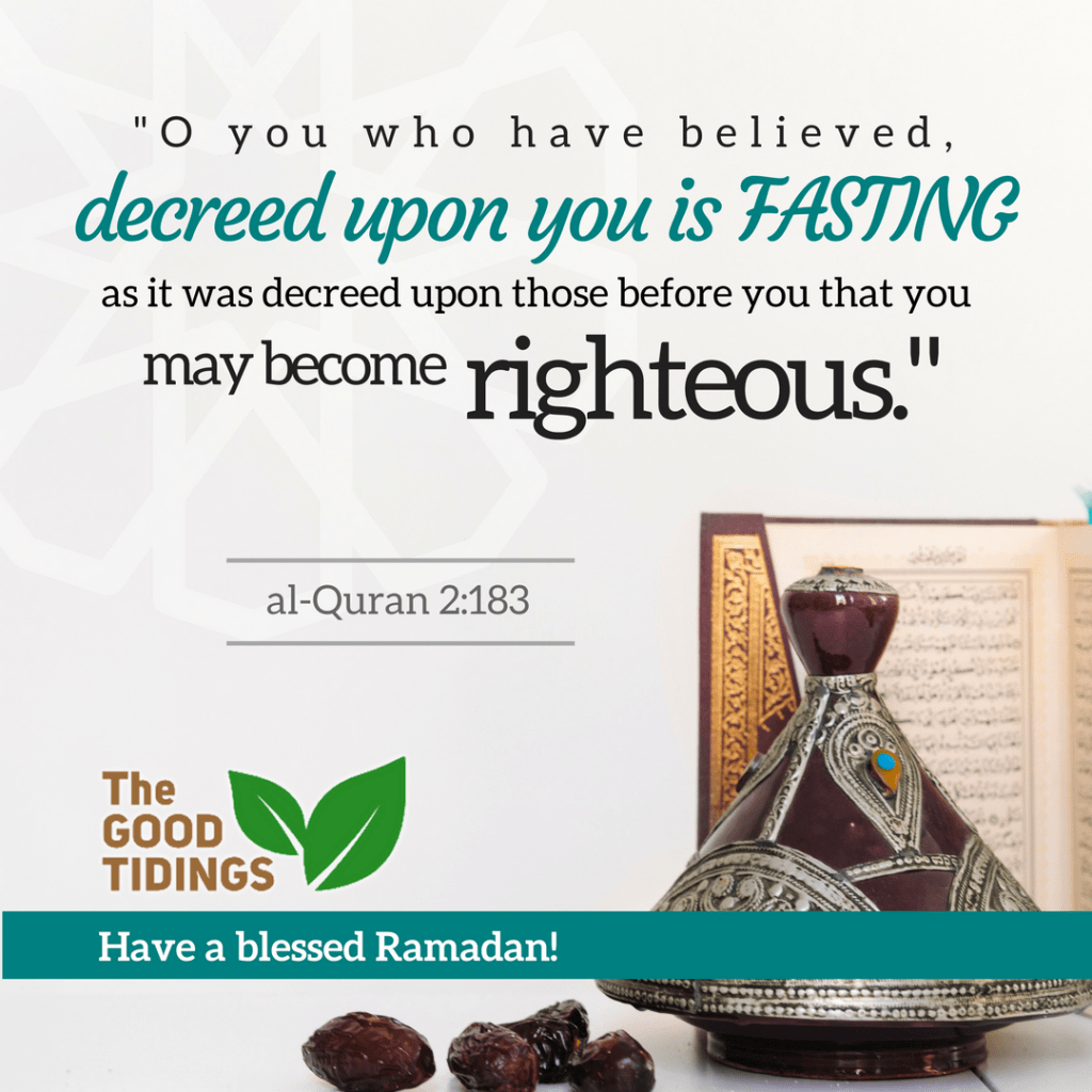 Why are we fasting?