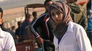 Razan was full of bravery.