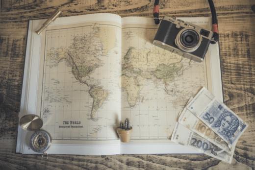 travel the world lift your spirit