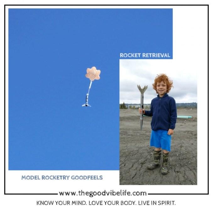 model rocket little man