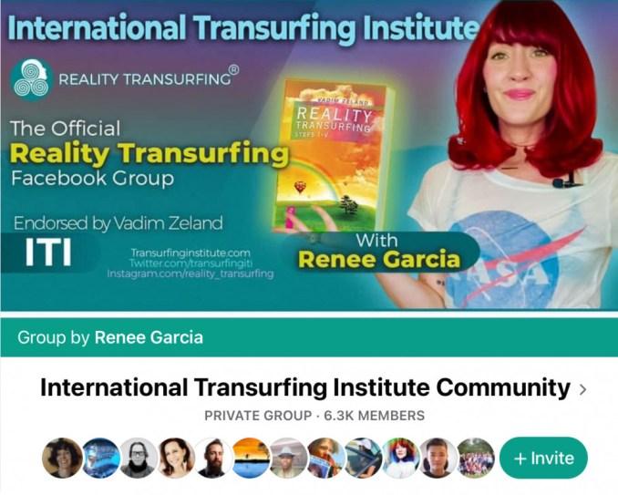 Transurfing institute