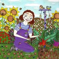 Gardening - Oct 2016
