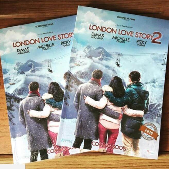 Contoh Resensi Novel London Love Story
