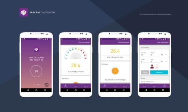 Aplikasi Keluarga Sehat BMI Calculator