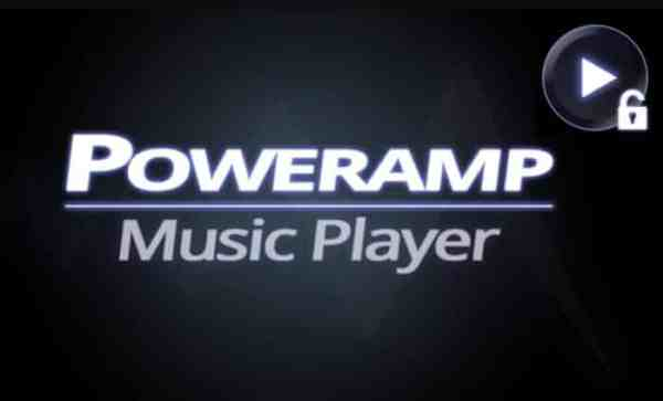 Aplikasi Musik Poweramp