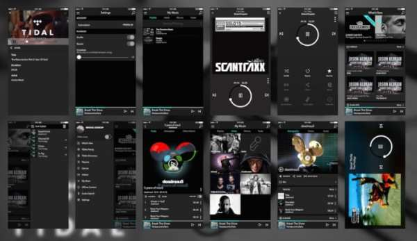 Aplikasi Musik Tidal
