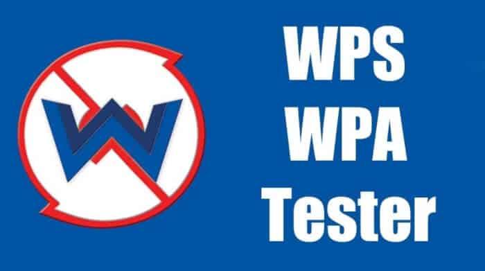 Aplikasi Pembobol Wifi WiFi WPS WPA Tester