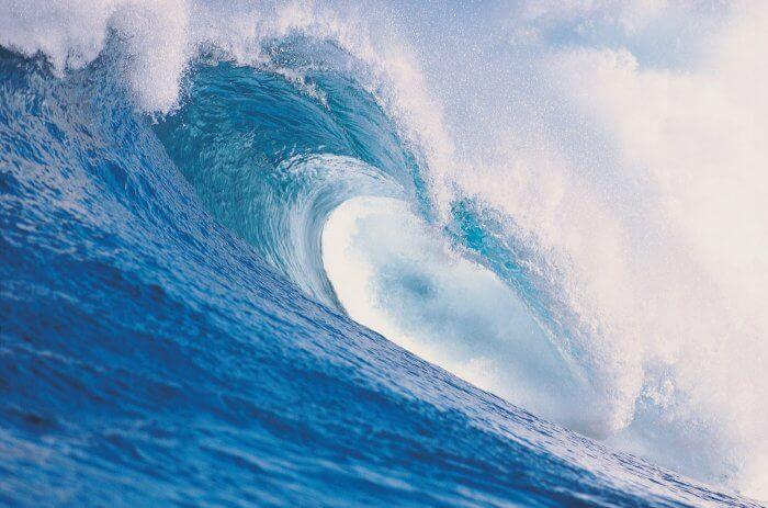 Sumber Energi Alternatif Gelombang Laut
