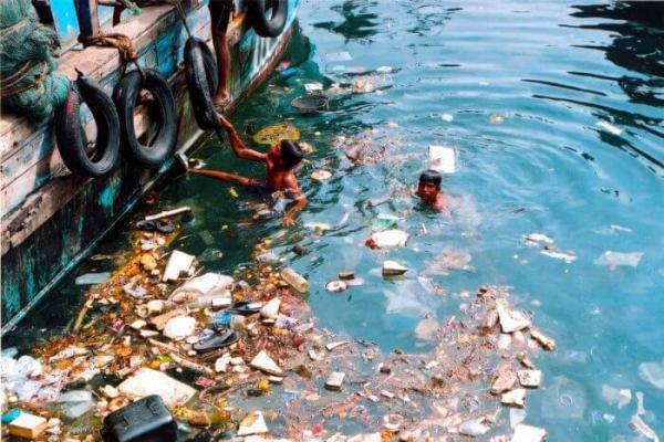 Pencemaran Air Di Lingkungan