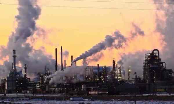 Penyebab Polusi Udara