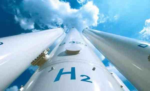 Sumber Energi Alternatif Hidrogen