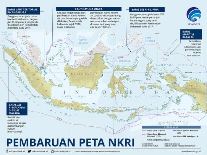 Bentuk Penerapan Wawasan Nusantara di Indonesia