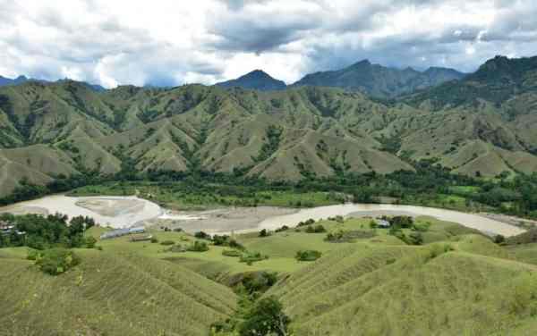 Gambar Pemandangan - Ollon Tana Toraja