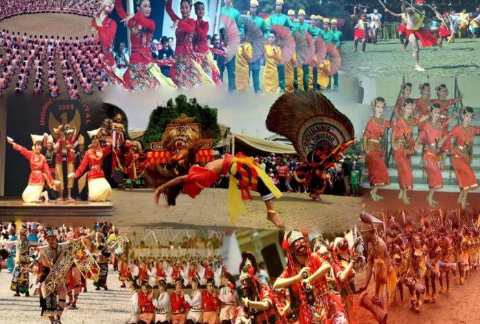 Contoh Integrasi Nasional Indonesia
