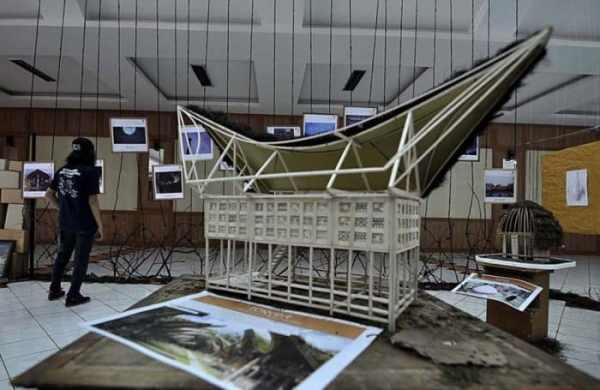 Jurusan Arsitektur Dan Pembangunan