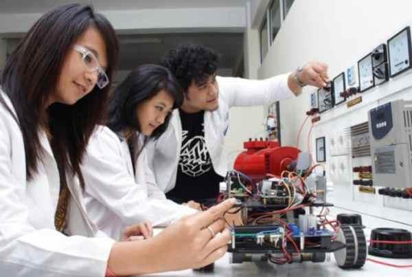 Jurusan Teknik Elektro