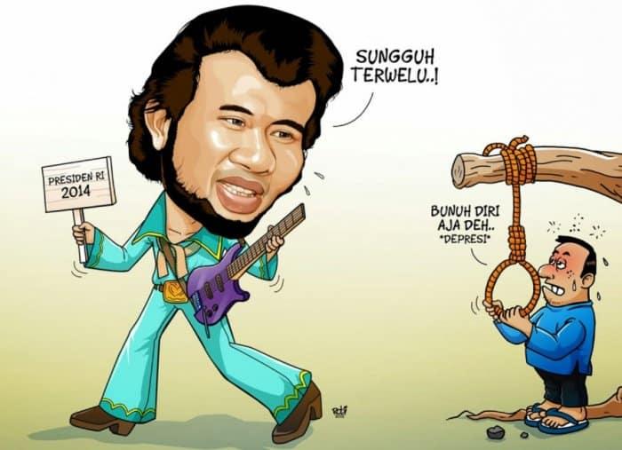 Gambar kartun  Karikatur Lucu