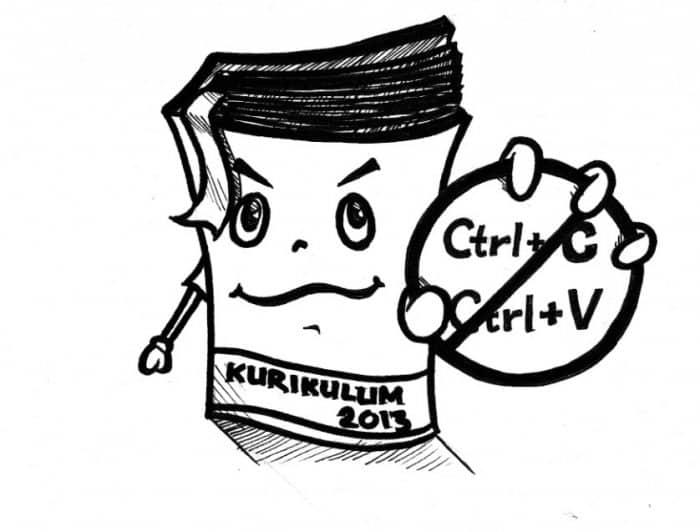 1000 Gambar Karikatur Keren Lucu Simple Kekinian Lengkap