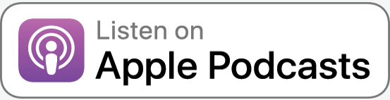 Subscribe to The Podcast Report on Apple Podcasts button