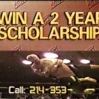 KAYFABE THEATER: Chris Adams Wrestling School - TV Commercial
