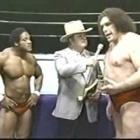 KAYFABE THEATER: Andre and Atlas want the Mid-South Tag Titles