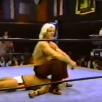 KAYFABE THEATER: Ric Flair comes after Ron Garvin