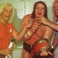 TODAY IN PRO WRESTLING HISTORY...  MAY 30th: Gordy is on Top of the Universe