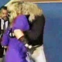 KAYFABE THEATER: Magnum TA kisses Babydoll