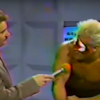 KAYFABE THEATER: Sting talks about facing Zbyszko, Gilbert & Steiner at Starrcade