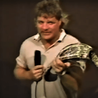 KAYFABE THEATER: Dick Slater talks about defending the UWF TV Title