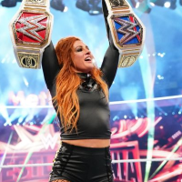 BLEACHER REPORT: Why WWE Is Walking a Fine Line with Becky 2 Belts