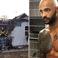 SPORTS ILLUSTRATED: Ricochet Raising Money After His Mother's House Burned Down