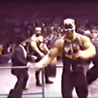 KAYFABE THEATER: The LOD Take On Warlord & Barbarian in a Bench Press Competition