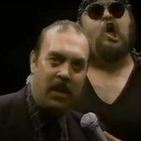 KAYFABE THEATER: Gary Hart & The One Man Gang have a warning for Fritz Von Erich