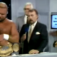 KAYFABE THEATER: The Horsemen talk about facing Nikita Koloff & Sting at The Bash