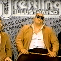 KAYFABE THEATER: PWI Press Conference with King Kong Bundy