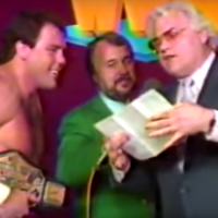 KAYFABE THEATER: Tully Blanchard Brags About Knocking Out Ronnie Garvin
